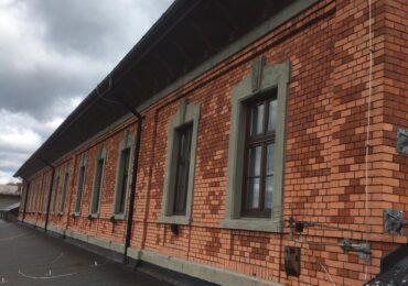 Realizácia bleskozvodu historickej budovy železničnej stanice